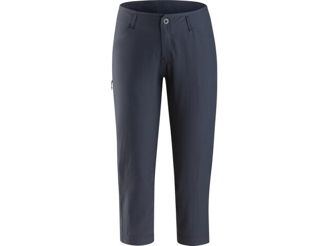 Arc'teryx Creston - Pantalones cortos Mujer - azul